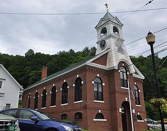 Bethel, Vermont - Bethel Town Hall