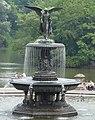 Bethesda Fountain at Central Park, New York City - panoramio.jpg