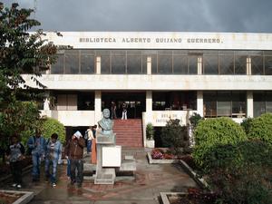 University of Nariño - Alberto Quijano Guerrero Library