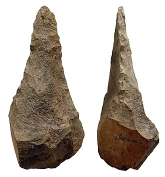 A History of the Warfare of Science with Theology in Christendom - Stone axes from Spain