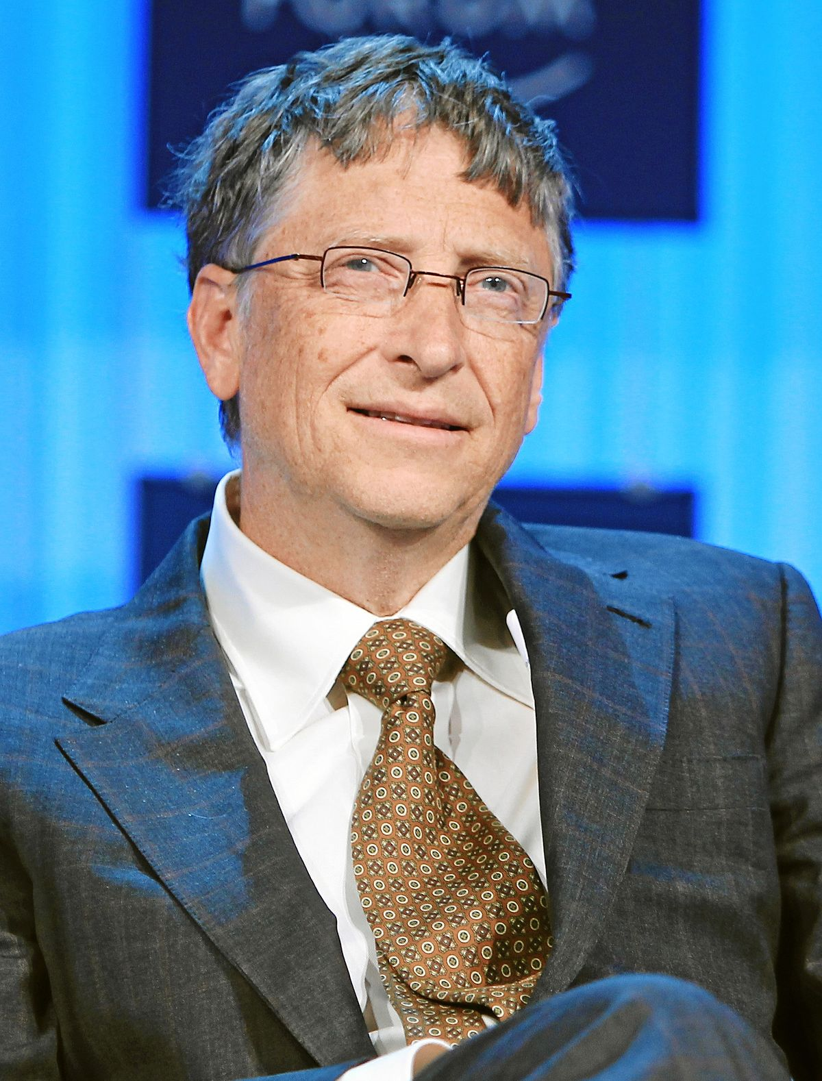 Bill Gates With Cat Ears
