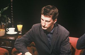 After Dark (TV series) - Billy Bragg appearing on After Dark on 12 June 1987