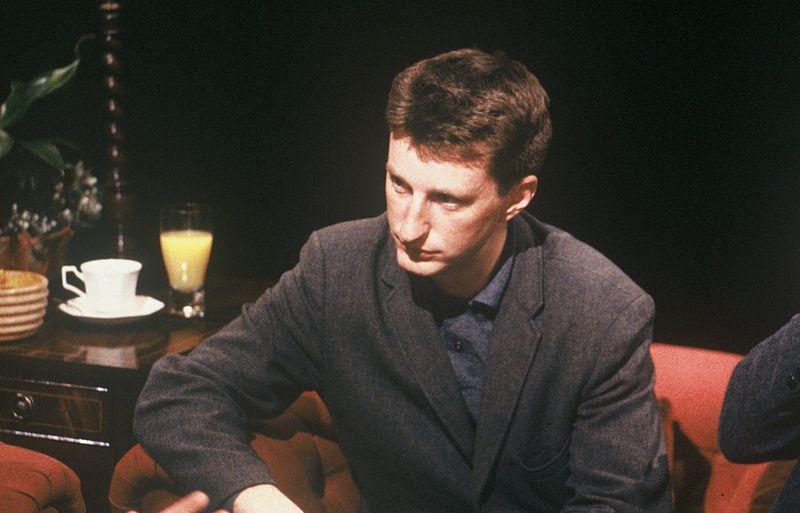 Billy Bragg on After Dark.JPG
