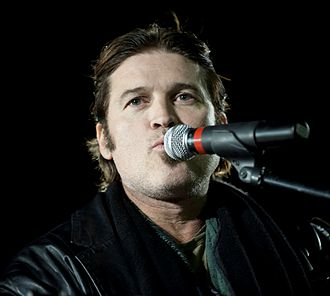 Billy Ray Cyrus - Cyrus in December 2009