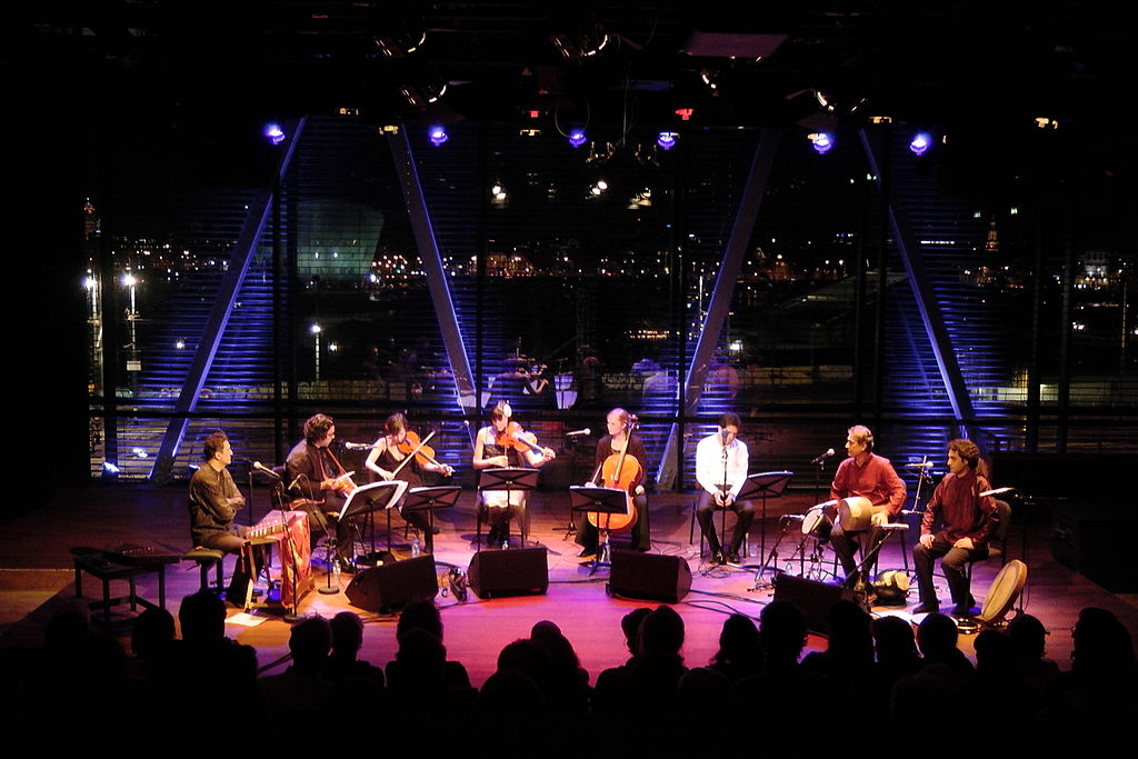 Concert à Bimhuis à Amsterdam - Photo du PersianDutchNetwork