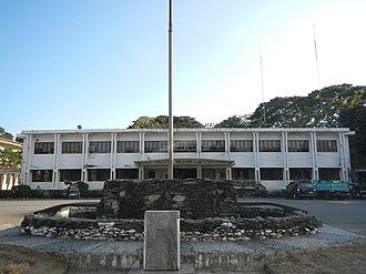 Binalonan, Pangasinan - Town hall