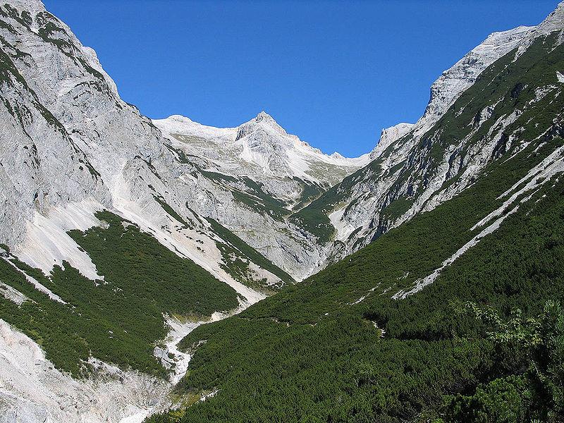 21.4 Monti del Karwendel