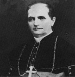 Peter Joseph Baltes - Image: Bischof Baltes 1 JS