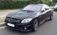 Mercdedes Benz Cl65 Amg C216
