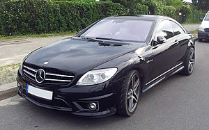Mercedes-Benz CL-Class - Mercdedes-Benz CL65 AMG C216