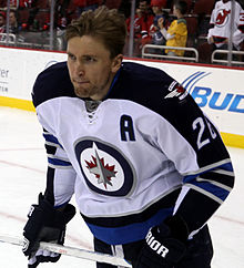 2e10fb576 Recording 323 assists as a member of the Jets