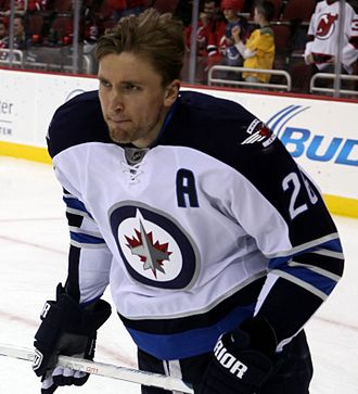Winnipeg Jets - Recording 323 assists as a member of the Jets, Blake Wheeler is the franchise's all-time assist leader.