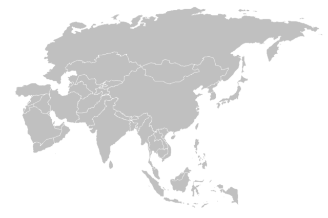 FileBlankMapAsiapng Wikimedia Commons - Blank map of asia