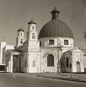 Blenduk Church - Image: Blenduk Church circa 1940