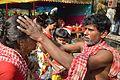 Blessing - Gajan - Panchananda Mandir Complex - Narna - Howrah 2014-04-14 0379.JPG