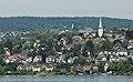 Blick vom Zürichsee auf Zollikon (2009).jpg
