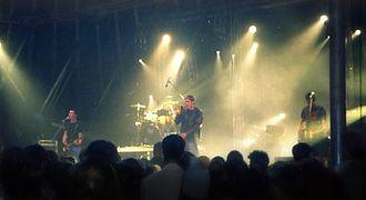 Blind (band) - Image: Blind Blackstump