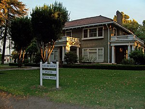 Atwater, California - Bloss House Museum