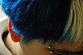 Blue hair and eyebrow piercing.jpg