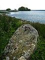 Boat mooring ring, Castle Loch - geograph.org.uk - 812556.jpg