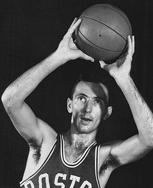 Wharton Field House -  1957 MVP, Six Time NBA Champion, Bob Cousy