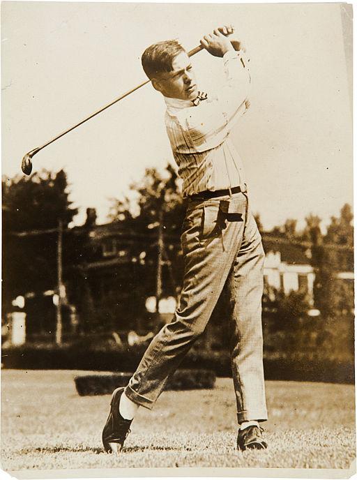 Bobby Jones c1917