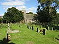 Bockleton Churchyard - geograph.org.uk - 1480087.jpg