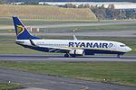 Boeing 737-8AS(w) 'EI-DYD' Ryanair (22855644256).jpg