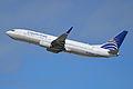 Boeing 737-8V3(w) 'HP-1831CMP' Copa Airlines (14251955715).jpg