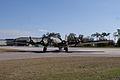 Boeing B-17G-85-DL Flying Fortress Nine-O-Nine Landing Taxi 14 CFatKAM 09Feb2011 (14797375677).jpg
