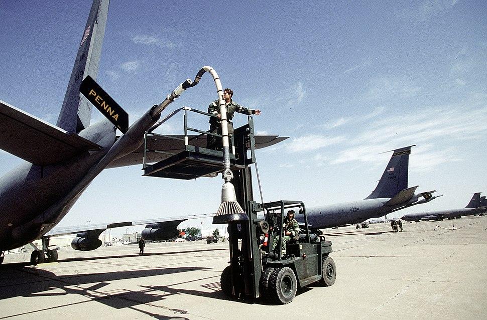 Boeing KC-135E boom drogue adapter.JPEG