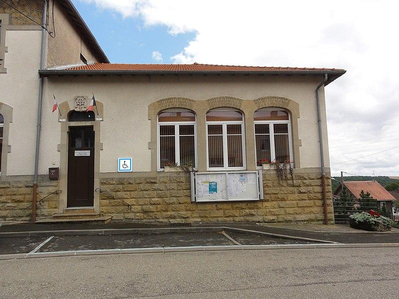 Boismont (Meurthe-et-M.) mairie