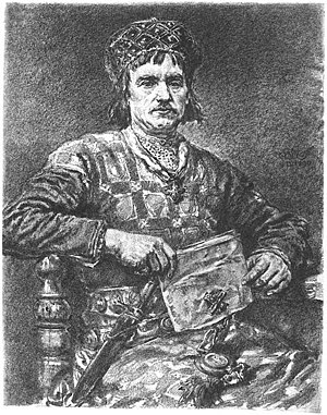 Bolesław V the Chaste - 19th-century portrait by Jan Matejko.