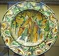 Bologna, piatto, 1480-1500 ca..JPG
