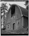 Boone-Truly Ranch, Horse Barn, 11119 Northeast 185th Street, Bothell, King County, WA HABS WASH,17-BOTH,1H-4.tif