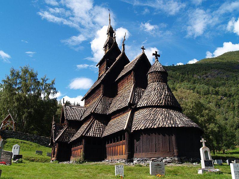 File:Borgund Stavekirk, Norway.jpg