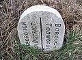 Boundary Stone at NGR SD 945198.jpg