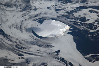 Extreme points of Earth - Bouvet Island