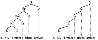 Branching (linguistics) - Branching picture 4