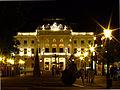 Bratislava, Staré Mesto, Hviezdoslavovo námestie, budova SND.jpg