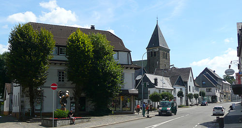 Single breckerfeld