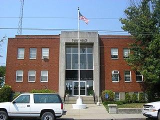 Breckinridge County, Kentucky U.S. county in Kentucky