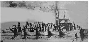 Bredevoort - Image: Bredevoort 1634
