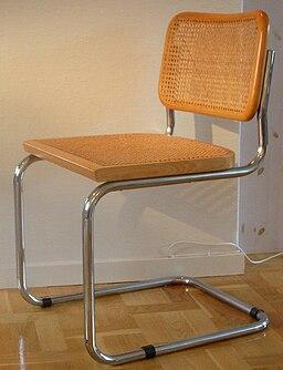 Breuer chair 2008