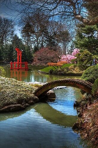 Brooklyn Botanic Garden - Japanese Hill-and-Pond Garden