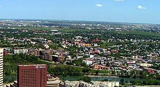 Bridgeland, Calgary Neighbourhood in Calgary, Alberta, Canada