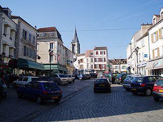 Brie-Comte-Robert Commune in Île-de-France, France