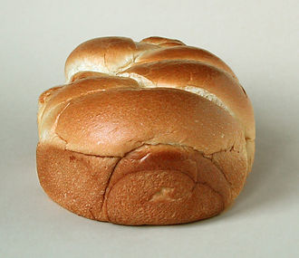Food browning - Image: Brioche