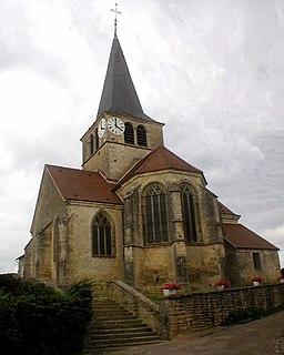 Brion-sur-Ource Commune in Bourgogne-Franche-Comté, France