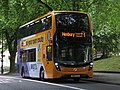 Bristol Newgate - First 33964 (SN65ZCZ) on diversion.JPG